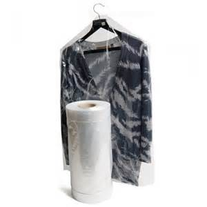 poly garment bag roll