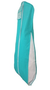 custom breathable garment bags