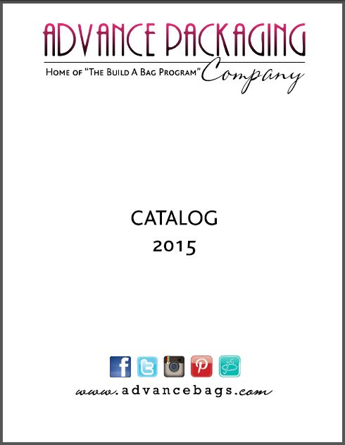 Advance Packaging 2015 Catalog